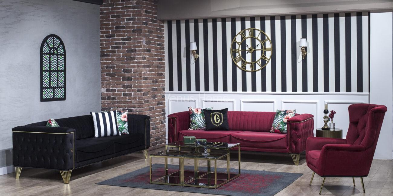 Carina Sofa Set