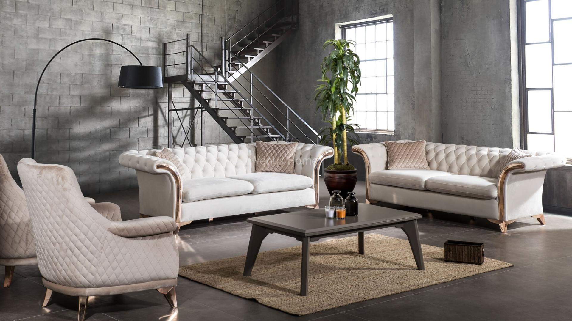 Syeter Sofa Set