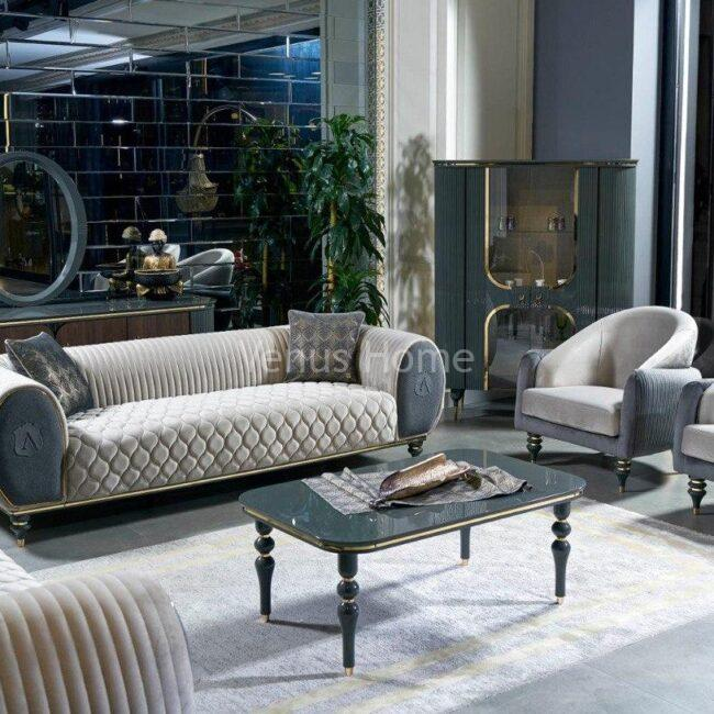 Capo Sofa Set